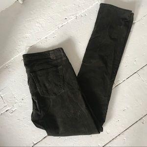 AG jeans Stevie Corduroy